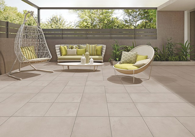Non Slip Outdoor Tiles